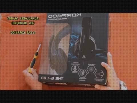 Review de cascos gaming 100