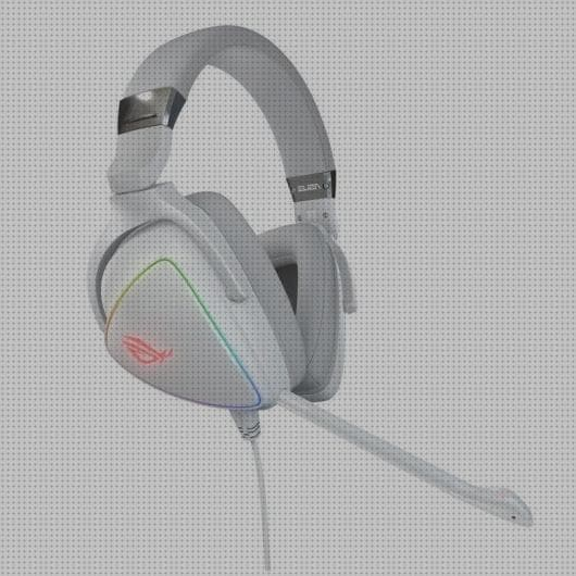 Review de cascos gaming blancos