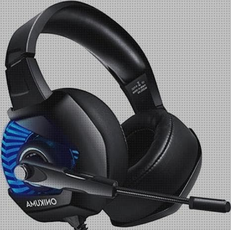 Review de cascos gaming onikuma