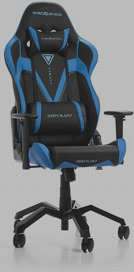 Review de dxracer sillas gaming azul