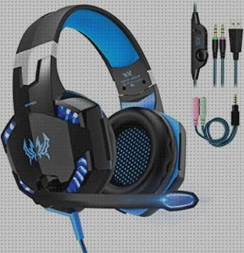 Las mejores casco gaming headset cascos gaming