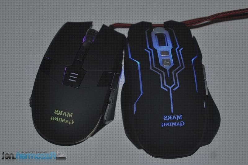 Review de raton gaming mars gaming mm116