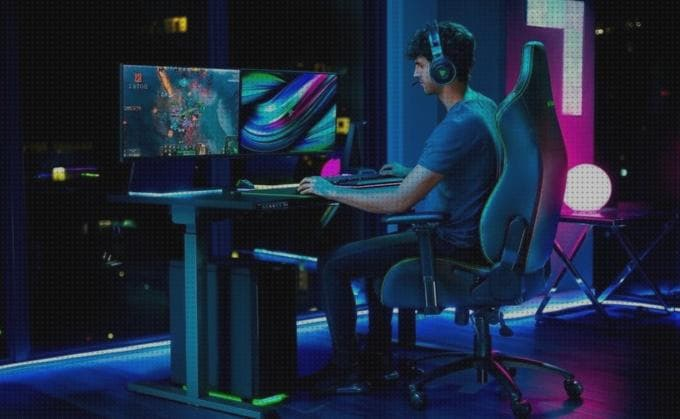 Review de silla gaming 2021