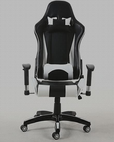 Review de silla gaming inclinada