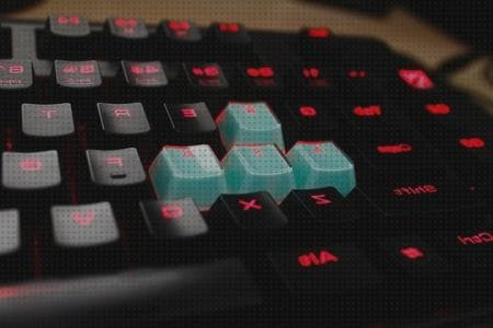 Review de teclados gaming cherry black