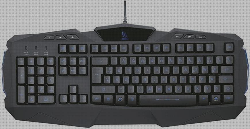 Review de teclados gaming hama