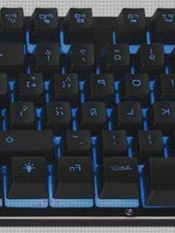 TOP 8 Teclados Gaming Impermeables
