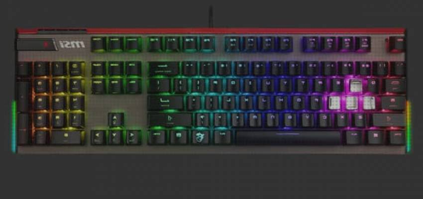 Top 7 Msi Gaming Keyboard