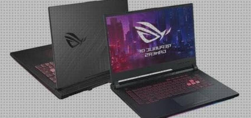 TOP 9 Portátil Gaming Asus Rog Strix G531gt